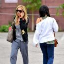 Ashley Tisdale hit up the Millennium Dance studio in North Hollywood for a mid-day workout yesterday, February 6