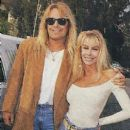 Vince Neil and Sharise