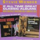 Stevie Wonder - Down to Earth / I Was Made to Love Her