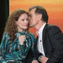 Bruce Greenwood and Leslie Hope
