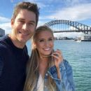 Lauren Burnham and Arie Luyendyk Jr