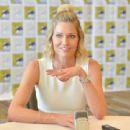 Tricia Helfer – 'Creepshow' Panel at Comic Con San Diego 2019 - 454 x 340