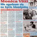 Monica Vitti - Zycie na goraco Magazine Pictorial [Poland] (22 December 2011) - 454 x 584
