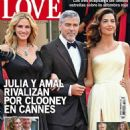 Julia Roberts - LOVE Magazine Cover [Spain] (25 May 2016)