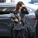 Selena Gomez – Arrives at Nine Zero One Salon in West Hollywood