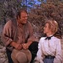 Dan Blocker and Inger Stevens