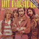 Pete Townshend, Roger Daltrey, John Entwistle, Keith Moon