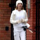 Geri Horner – Jog around North London - 454 x 713