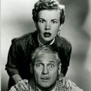 Charles Farrell and Gale Storm - 385 x 500