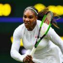 Serena Williams – 2018 Wimbledon Tennis Championships in London Day 3 - 454 x 305