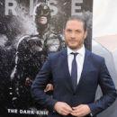 Tom Hardy - The Dark Knight Rises New York Premiere