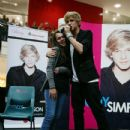 Cody Simpson performed at the Westfield Mall, May 28 in Sydney, Australia