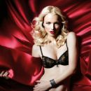 Franziska Knuppe - Triumph Christmas Dessous Adverts