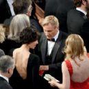 Viggo Mortensen and Ariadna Gil At The 91st Annual Academy Awards - Show - 454 x 288