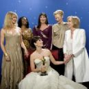 Penélope Cruz, Goldie Hawn, Whoopi Goldberg, Anjelica Huston, Tilda Swinton and Eva Marie Saint At The 81st Annual Academy Awards (2009) - 400 x 321