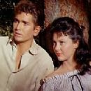 Sonya Wilde and Michael Landon