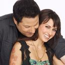 Greg Grunberg and Constance Zimmer