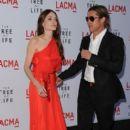 "Angelina Jolie and Brad Pitt - ""The Tree Of Life"" Premiere (May 24, 2011)"
