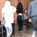 Kylie Jenner and Pia Mia Out In Beverly Hills