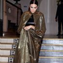 Mandy Moore – Arrives at Vogue Party in Paris