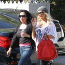 Christina Aguilera: Pre-School Mommy