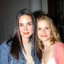 Kyra Sedgwick with Jennifer Connelly