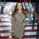 Kelly Brook – Cineworld Leicester Square Relaunch Party in London - 454 x 700