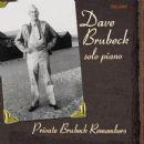 Dave Brubeck - Private Brubeck Remembers