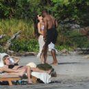 Kim Kardashian - On Vacation In Costa Rica - March 6, 2010 - 454 x 450