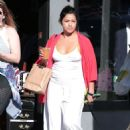 Gina Rodriguez – Out in Los Angeles 3/8/ 2017 - 454 x 686