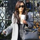 Naya Rivera is spotted filming a unknown show in West Hollywood, California on January 24, 2017 - 440 x 600