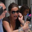 Sophie Anderton - In London - June 19 2008