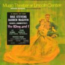 The King And I  1964 Music Theater Of Lincoln Center Summer Revivel - 454 x 453