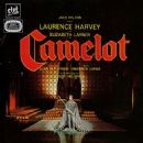 Camelot (musical) Original London Cast Recording Starring Laurence Harvey - 454 x 454