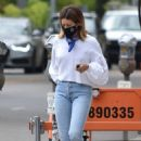 Ashley Tisdale – Running errands in the afternoon in Los Angeles