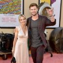 Elsa Pataky and Chris Hemsworth – 'Once Upon A Time in Hollywood' Premiere in Los Angeles