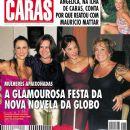 Susana Vieira, Guilhermina Guinle, Vera Holtz, Christiane Torloni, Angélica, Ana Paula Arósio - Caras Magazine Cover [Brazil] (21 February 2003)