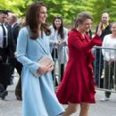 Kate Middleton at City Museum in Luxembourg - 454 x 683