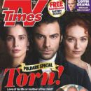 Poldark - TV Times Magazine Cover [United Kingdom] (1 October 2016)