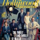 Will Arnett, Jason Bateman, Ted Sarandos, Robin Wright & Kevin Spacey - 454 x 565