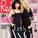 Tess Daly - Red Magazine Cover [United Kingdom] (January 2017)