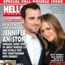 Jennifer Aniston and Justin Theroux - 454 x 586
