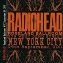 2011-09-28: Roseland Ballroom, New York, NY, USA