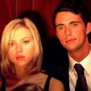 Scarlett Johansson and Matthew Goode - 454 x 246