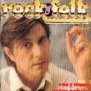 Bryan Ferry - Rock & Folk Magazine Cover [France] (November 1982)