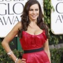 Sofia Vergara arrives at the 68 annual Golden Globe Awards, January 16, 2011