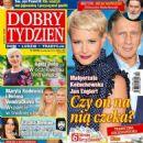 Malgorzata Kozuchowska - Dobry Tydzień Magazine Cover [Poland] (3 October 2016)
