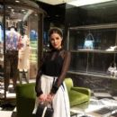 Olivia Culpo – 'Double Exposure': Prada Hosts Book Signing Event With Willy Vanderperre At Prada In Paris