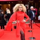 Tallia Storm – The Prince's Trust TK Maxx and Homesense Awards in London