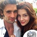 Tyson Ritter and Elena Satine - 300 x 400